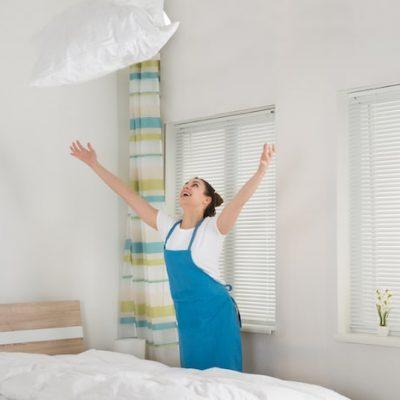 Cómo limpiar un colchón y mantenerlo libre de ácaros y malos olores