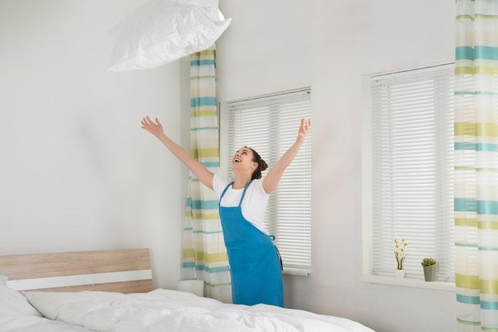 Cómo limpiar un colchón: 10 trucos para eliminar cualquier mancha