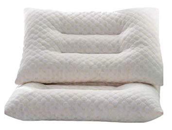 dos almohadas cervicales
