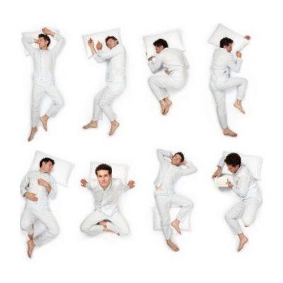 La mejor postura para descansar bien, según los expertos
