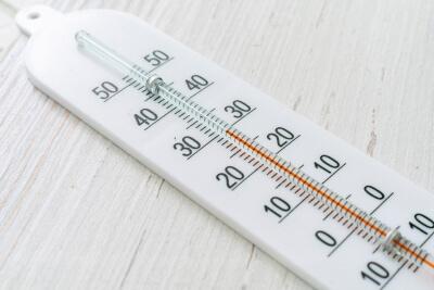Mantas eléctricas_temperatura